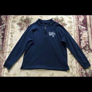 Brandeis University pullover sweatshirt
